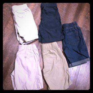 Size 6/7—7 Kids shorts.